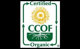 Certified CCOF Organic
